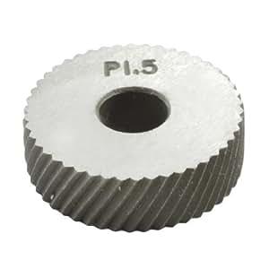 HSS 1,5 mm Pitch 26x1.5mm Diagonal Coarse Rändelrad Rändelwalze