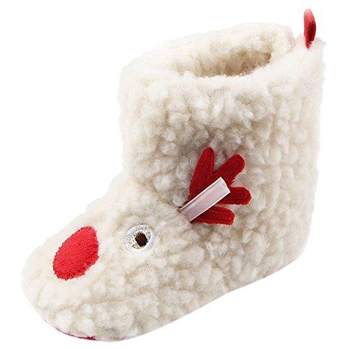 Fire Frog Baby Snow Warm Boot, Baby Jungen Krabbelschuhe