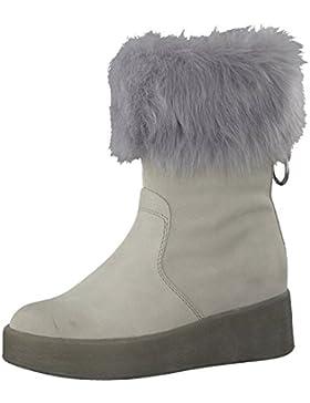 Tamaris 1-1-26955-39 Damen Stiefel, Stiefelette, Boot, Winterstiefel, Herbstschuh für die modebewusste Frau, funktionaler...