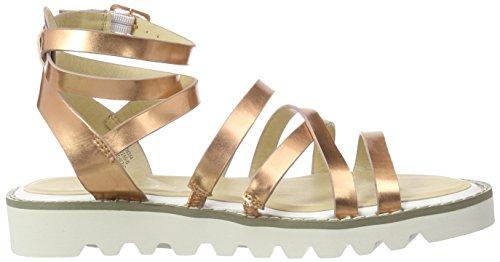 Another Pair of Shoes Sara K2 - Sandali alla schiava Donna Oro (Copper 109)