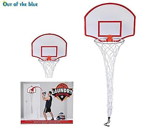Basketballkorb Wäschekorb Net Kunststoff zum Aufhängen Kleidung Garment Aufbewahrungskorb Bin
