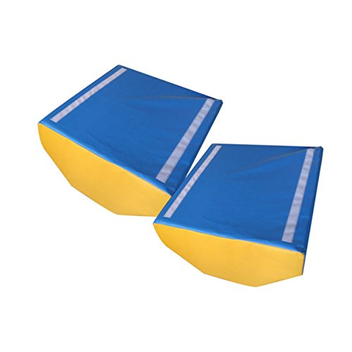 Gym-Gymnastics-Mat-Octagon-Column-Tumbler-Skill-Shape-Exercise-Gym-Bambini-Bambini