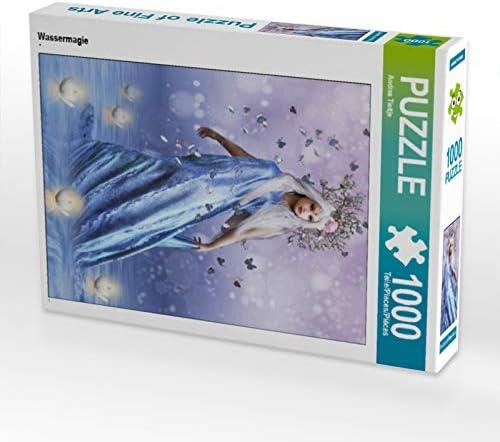 CALVENDO Puzzle Wassermagie 1000 Teile Lege-Grösse 48 x 64 cm Foto-Puzzle Bild Von Tiettje Andrea | Bien Connu Pour Sa Fine Qualité