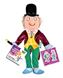 Fiesta Crafts T-2913 Roald Dahl Charlie and the Chocolate Factory Hand and Finger Puppet Set