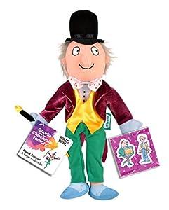 Fiesta Crafts-t-2913Roald Dahl Charlie y el Chocolate 66Juego de Marionetas de Mano y Dedos