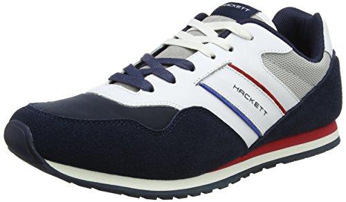 ec071403da1356 Hackett Herren Pro Team Runner Sneaker Blau (Navy) 42 EU