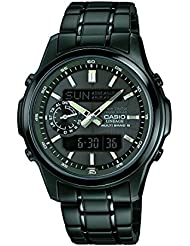 Casio Herren-Armbanduhr Analog - Digital Quarz Edelstahl LCW-M300DB-1AER
