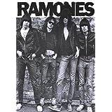 """Poster de música de PAPEL. Ramones 1er álbum. Medida estandarizada """"A1"""" aprox. 84,1 x 59,4 cm."""
