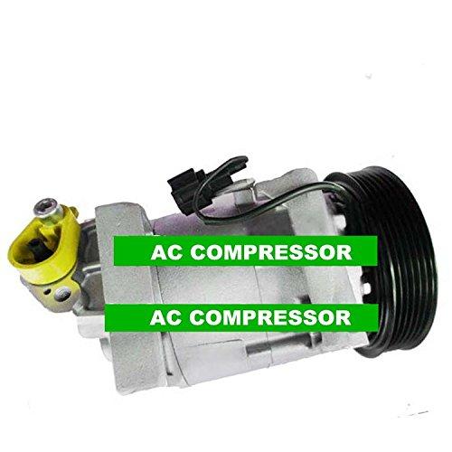 Gowe AC Kompressor für dks17d Auto AC Kompressor dks17d für Auto Nissan Tino V10AC Kompressor mit Kupplung 926009F5009260097501 - Kupplung Kompressor Mit Ac