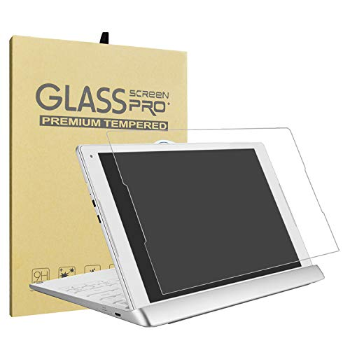 LiuShan Alcatel Plus 10 Schutzfolie, [HIGH DEFINITON HD KLARHEIT] nur 0.3mm Gehärtetes Glas Panzerglas Folie Schutzfolie Displayschutz Folie für 10.1