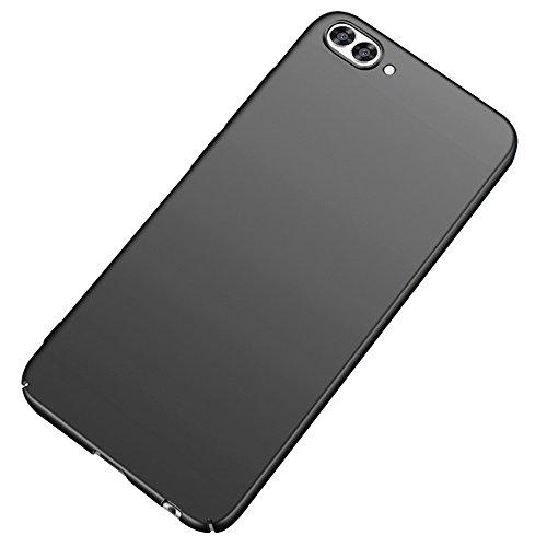 BLUGUL Cover Huawei View 10, Ultra Sottile, Rivestimento Opaco di Alta Qualità, Leggera Duro Custodie per View 10 Nero