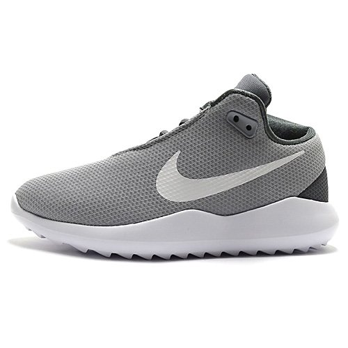 Nike 882264, Sneakers Basses Femme, Multicolore (Wolf White/Cool Grey), 37.5 EU
