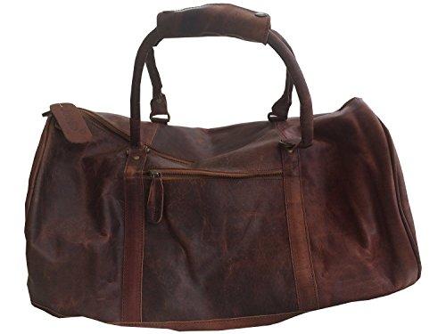 JoeBo Bagage cabine Marron Waxy Dark Brown large Waxy Chestnut Brown