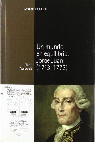 MUNDO EN EQUILIBRIO, UN (Ambos mundos) por Nuria Valverde