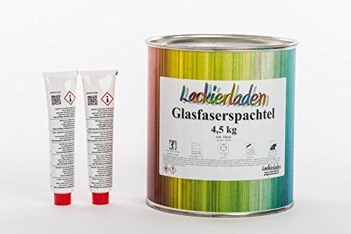 Glasfaserspachtel 4,5 kg inkl. Härter