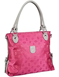 Poodlebags  Club - Attrazione - Palermo - pink, shoppers femme