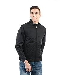 Monte Carlo Mens Casual Jacket(_8907679121215_Black_42_)