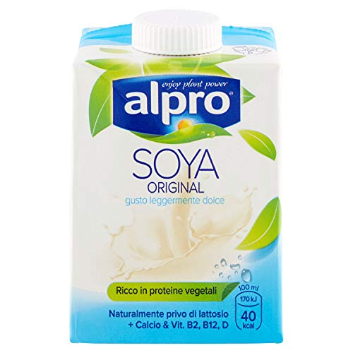 Alpro Bevanda a Base di Soia - 500 ml