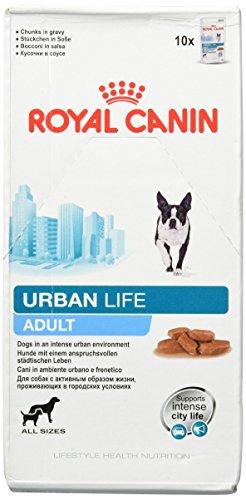 Royal Canin Hundefutter Urban Adult Dog 150 g, 10er Pack (10 x 150 g) (Neues 150g Leben)