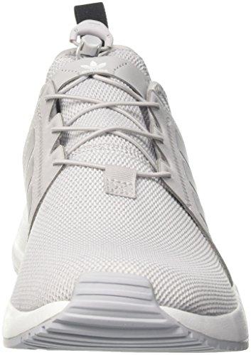 adidas X_PLR, Scarpe Indoor Multisport Uomo Multicolore (Lgsogr/Mgsogr/Cblack)