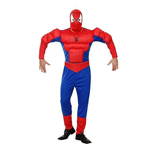 - Spiderman Muskel Anzug