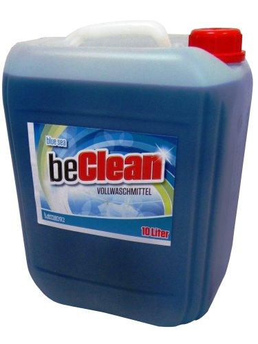 Flüssigwaschmittel 'beclean blue sea', 10 Liter Kanister