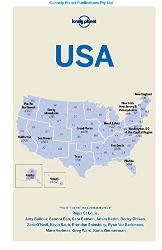 USA 9 (inglés) (Travel Guide)