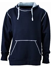 JAMES & NICHOLSON Kapuzensweatshirt Men's Lifestyle Hoody - Sweat-shirt - Homme