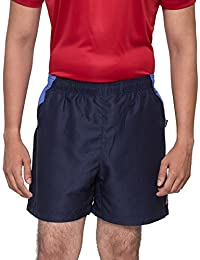 Acetone Solid Men's Running Shorts(USH4_Navy)