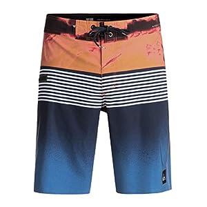 Quiksilver Highline Lava Division 19″ – Boardshorts para Hombre EQYBS03916