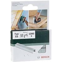 Bosch 2609255822 - Graffette tipo 53, 11,4 x 0,74 x 12 mm, confezione da 1.000
