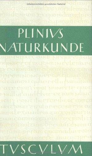 Naturkunde /Naturalis Historia - ohne Registerband. Lat. /Dt.: Naturkunde, Bd.14/15, Botanik, Fruchtbäume