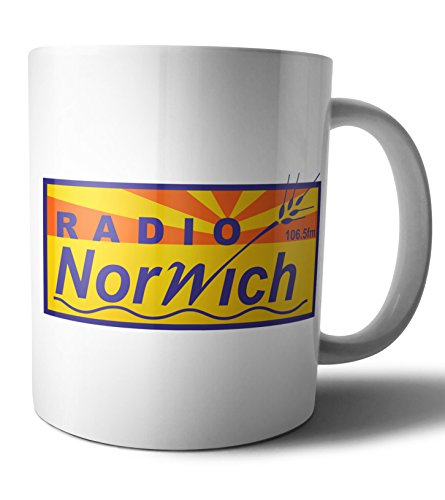 Alan Partridge - Radio Norwich TV Series Mug by Meta Cortex T-shirts