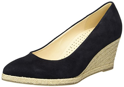 Gabor Shoes Fashion, Scarpe Basse Donna Blu (pazifik 16)
