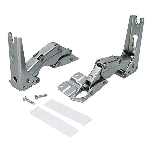 Scharnier Türscharnier für Bosch Siemens Neff AEG Constructa Balay Kühlschrank 00481147 481147
