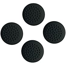 Segolike Silicone Controller Thumb Stick Grips Cap Cover for Nintendo Switch 4 Pieces