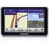 Garmin nüvi 140LMT 3D-Navigationsgerät (10,9 cm (4,3 Zoll) Touchscreen) mit Lifetime Maps & Traffic