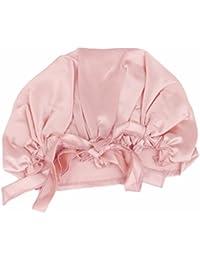 Femme Bonnet Chapeau Bonnet De Sommeil Nuit Coiffure de Soin Cheveux en 100% Soie