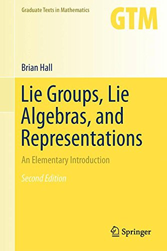 Lie Groups, Lie Algebras, and Representations: An Elementary Introduction (Graduate Texts in Mathematics, Band 222)