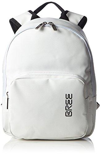 Bree Punch 70483508704 Damen Rucksackhandtaschen 26x35x11 Cm (bxhxt) Mehrfarbig (bianco / Nero 508)