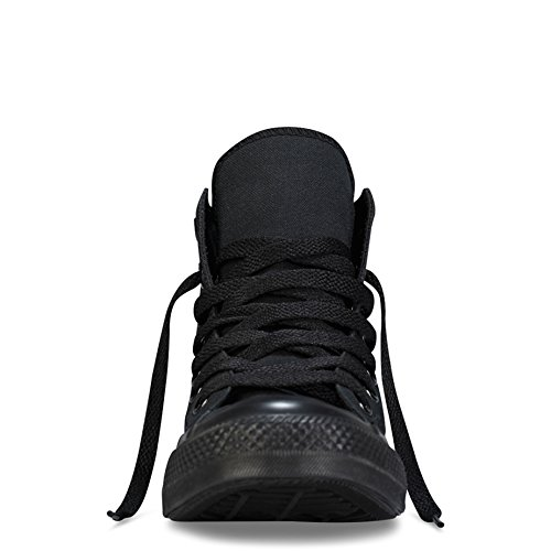 Converse Ctas Core Hi, Baskets mode mixte adulte Noir (Noir Mono)