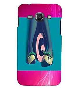 Fuson 3D Printed Designer back case cover for Samsung Galaxy Ace 3 - D4552