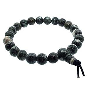 Angelleesa Designs Ltd 8mm Preseli Bluestone Gemstone Bead Power Bracelet