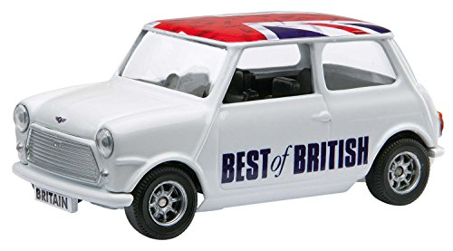 Corgi GS82298 of British Union Jack Classic Mini 1: 36.-Skala Preisvergleich
