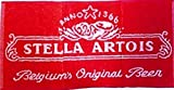 Stella Artois Bar Towel - Official Branded Stella Artois Towel for Home Bars and Pubs by Stella Artois