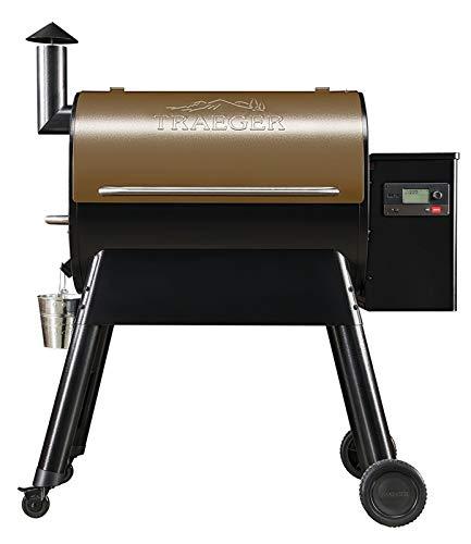 Barbecue TRAEGER TFB78GLEC PRO 780 BLACK
