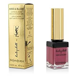 Yves Saint Laurent Baby Doll Kiss & Blush -  02 Rose Frivole 10ml/0.33oz
