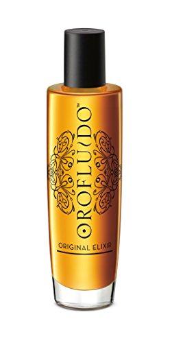 OROFLUIDO Original Elixir Brillance Protection Couleur Huile d'Argan pour Cheveux Ternes, 100 ml image 2