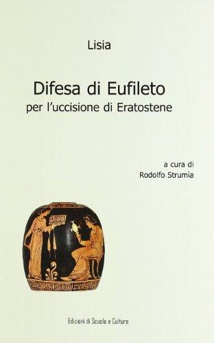 Difesa di Eufileto