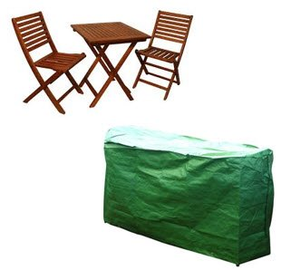 Telo di copertura per sedie e tavolo duo bistro XL